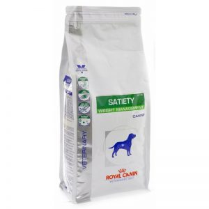 Royal canin SATIETY weight management  SAT 30 диета для собак, 1,5 кг