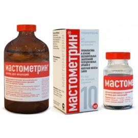 Мастометрин, 10 мл/фл