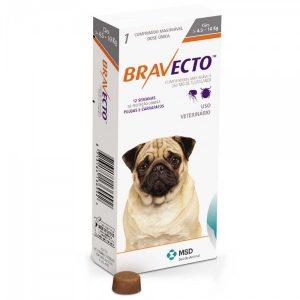Бравекто для собак  4,5-10 кг, 1 таблетка/уп.