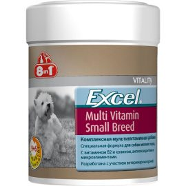 8 in 1Exel Multi Small Breed, 70 таб.