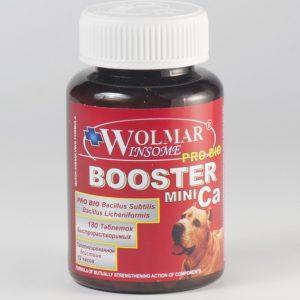 Wolmar Winsome Pro Bio  BOOSTER CA  MINI, 180 таб