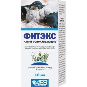 Фитекс для собак и кошек, фл.10 мл