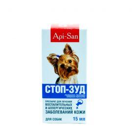 Стоп-Зуд суспензия д/собак, 15 мл/фл
