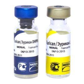 Эурикан DHPPI2-LR, 2 фл/доза