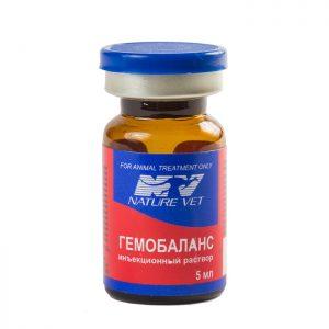Гемобаланс, 5 мл/фл