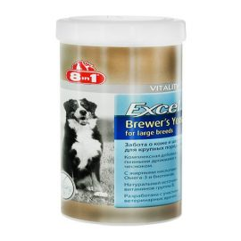 8 in 1Exel Multi Brewers Yeast, 80 таб.